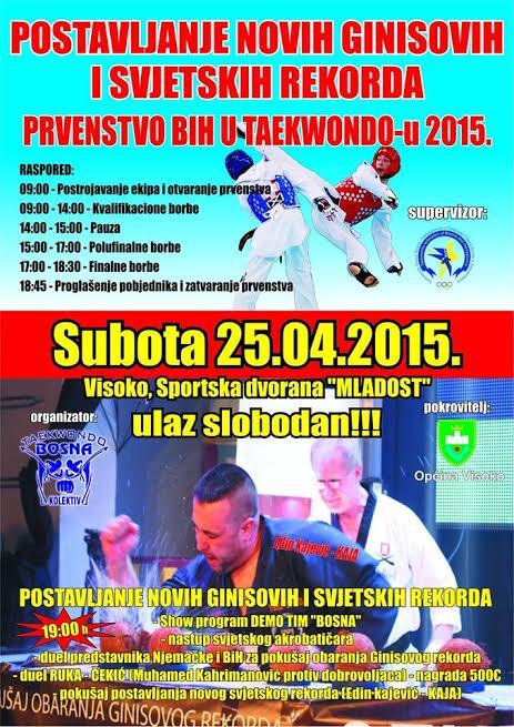 Program cijele manifestacije