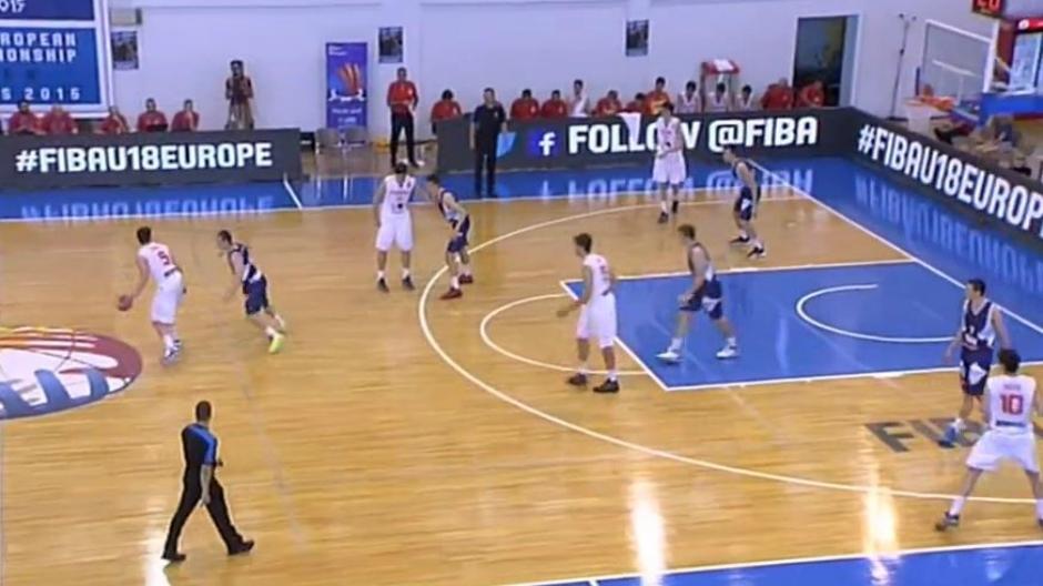 Juniori košarka